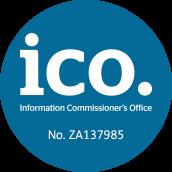 ICO registered.